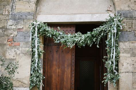 olive garden garland tx olive leaf garland elizabeth designs the wedding