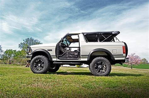 Ford Bronco Lift Kit rou 465b 20 country 80 96 ford bronco 4in