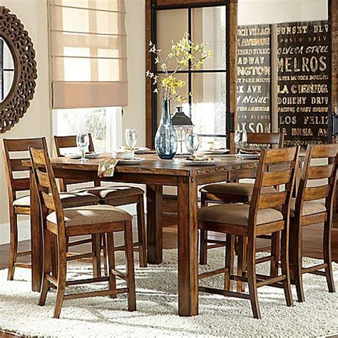 Verona Home Kirby Hills 7piece Counter Height Dining Set