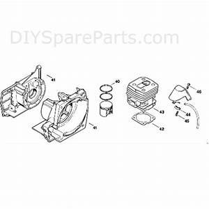 Wiring Diagram  9 Stihl Fs 45 Carburetor Diagram