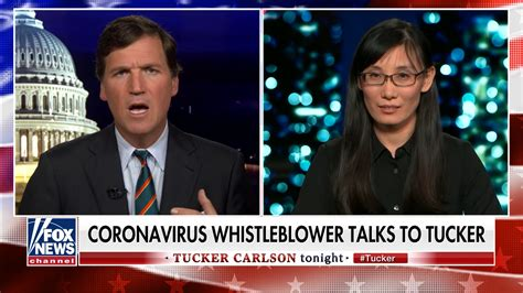 Tucker Carlson Cries Censorship After His COVID-19 Posts ...