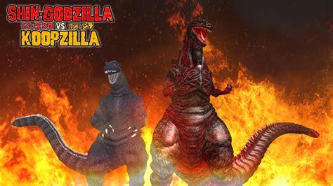 Shin Godzilla Evolution Images