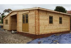 chalet bois borneo a doubles madriers 66m2 With sauna maison pas cher 5 chalet en kit maison en bois chalet en kit maison en