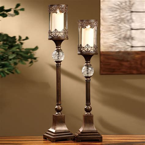 fireplace candle holders pillar candle holders for fireplace fireplace design ideas