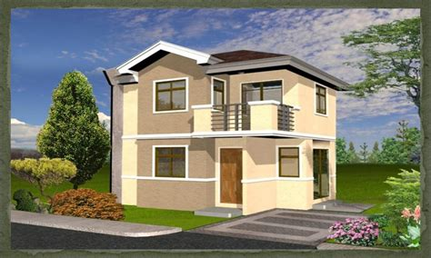 small  bedroom house plans simple small house design philippines popular house designs