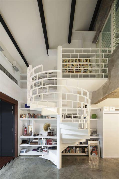 loft ideas chic industrial loft design idea showcases original elements modern house designs