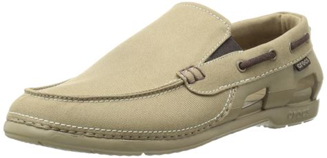 Crocs Boat Shoes by Crocs S Line Boat Shoe Ebay