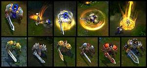 League of Legends' Garen, the Might of Demacia, visual ...