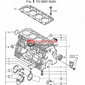 Yanmar Engine 4tn84l