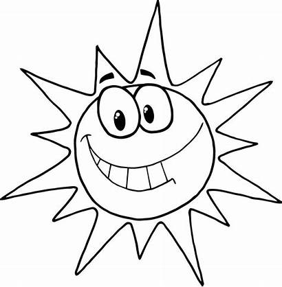 Smiley Coloring Face Printable Pages Smily Getcolorings