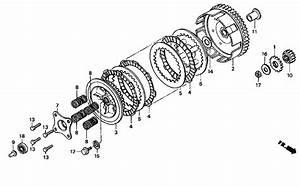 2003 Honda 400ex Parts Wiring Diagrams