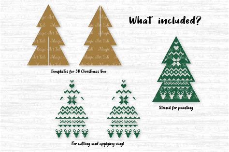 Choose from 15000+ christmas tree graphic resources and download in the form of png, eps, ai or psd. 3D Christmas tree svg, 3D Christmas tree template ...