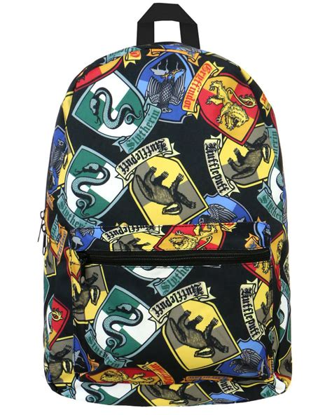 harry potter crests backpack from shop jeen things i want as
