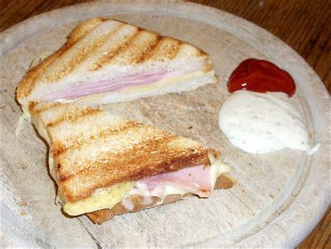 schinken kaese toast rezept rezepte auf kocheckeat