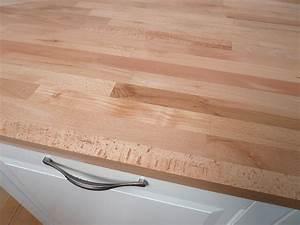 Folie Für Küchenarbeitsplatte : arbeitsplatte k chenarbeitsplatte kernbuche kgz fsc 26 40 x 4200x 600 800 mm ~ Sanjose-hotels-ca.com Haus und Dekorationen