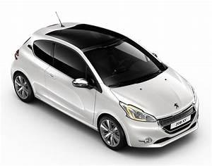 Peugeot 208 Blanche : peugeot 208 xy 2014 couleurs colors ~ Gottalentnigeria.com Avis de Voitures