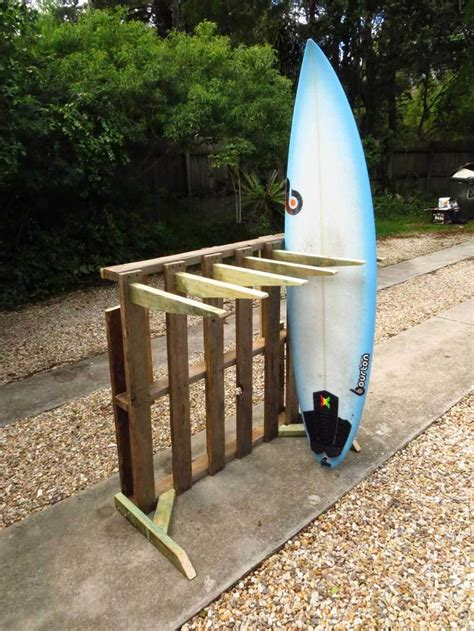how to make a surfboard rack for your 25 best ideas about surfboard rack on
