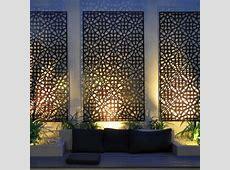 Jarrah Jungle Courtyard Ideas Outdoor Decorative Screens