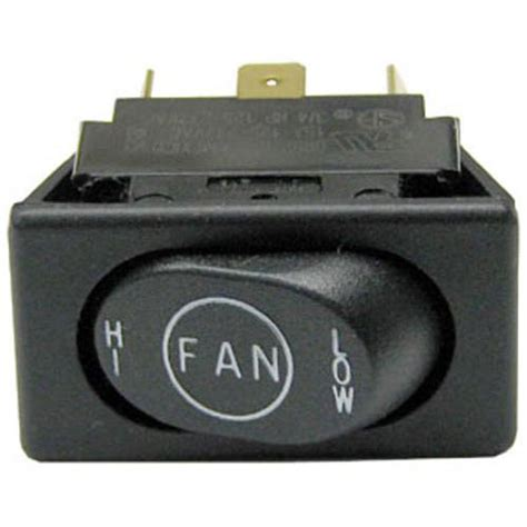 Fan Switch Spdt