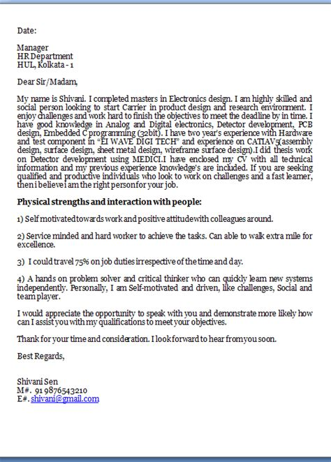 Effective Cover Letter by How To Write An Effective Cover Letter Levelings