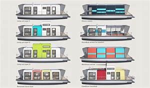 Maison Flottant Prix : construire une maison sur l 39 eau modulable avec le kit de max zhivov ~ Dode.kayakingforconservation.com Idées de Décoration