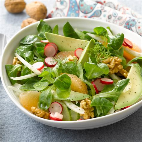 cuisine hiver salade vitaminée d 39 hiver une recette vitaminé cuisine le figaro madame