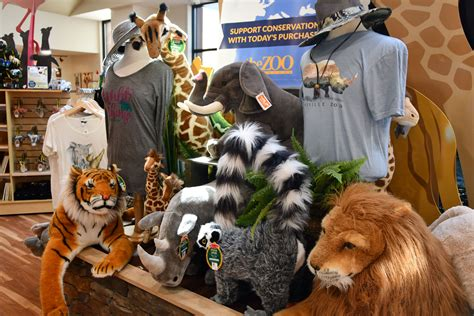 zoo louisville gifts holiday plush