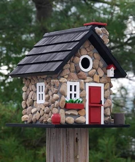diy bird house projects that will attract them to your