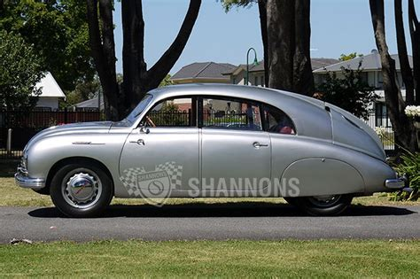 tatra  tatraplan sedan rhd auctions lot  shannons