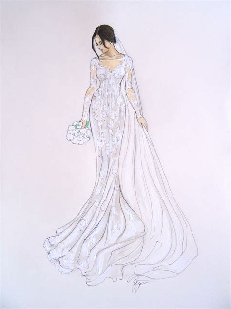 Wedding art: Pretty as a picture Articles Easy Weddings