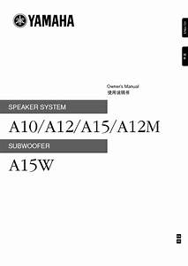 A12 Manuals
