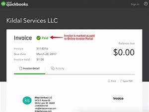 the bookkeepers guide to quickbooks credit card payments With quickbooks online invoicing portal