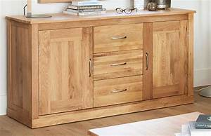 Baumhaus Mobel Oak Large Sideboard Up To 40 Sales Now On
