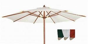 Sonnenschirm 350 Cm : robuster sonnenschirm 350 cm von kai wiechmann sonnendach gartenschirm schirm ~ Markanthonyermac.com Haus und Dekorationen