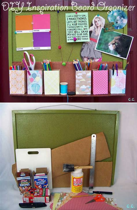 cereal box crafts diy projects craft ideas  tos