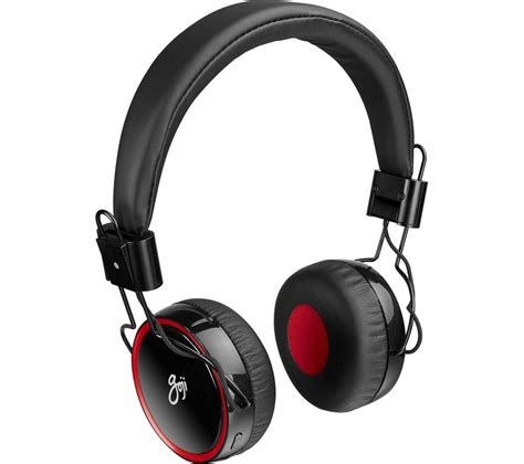buy goji gonbt15 wireless bluetooth headphones black free delivery currys