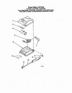 116 21813001 Kenmore Canister Vacuum Cleaner Manual