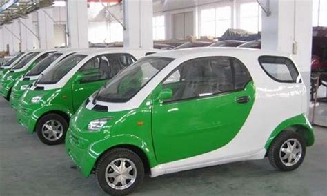 The Cheapest Electric Car by China To Introduce Cheapest Electric Cars In Pakistan