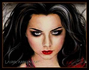 Amy Lee Portrait in Call Me When You re Sober by ...