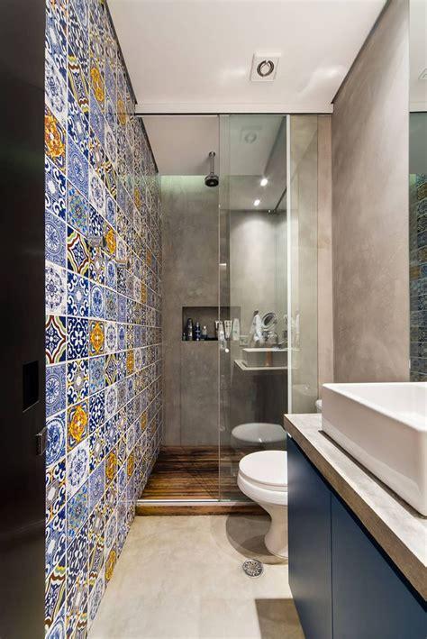 ideas  azulejos  banos modernos