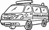 Ambulance Coloring Pages Sketch Hospital Colouring Drawing Moveable Cartoon Sheets Printable Truck Vehicles Coloringbay Ambulances Fantastic Lego Monster Sketches Books sketch template