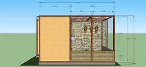 Fabrication D Une Voliere Exterieur : afficher le sujet un grand projet de voli re ~ Premium-room.com Idées de Décoration