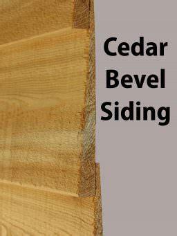 cedar bevel siding capitol city lumber