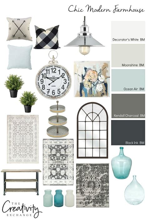 accessory design moody monday chic modern farmhouse style