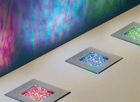 Swarovski Crystal LED Lighting - Recessed LED Spots