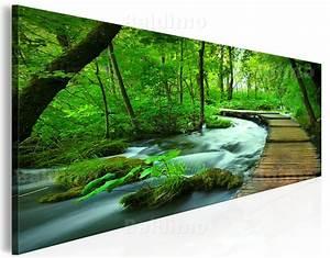 Bilder Natur Leinwand : modernes wandbild 030212 97 120x40 1 teilig bilder fot kaufen ~ Markanthonyermac.com Haus und Dekorationen