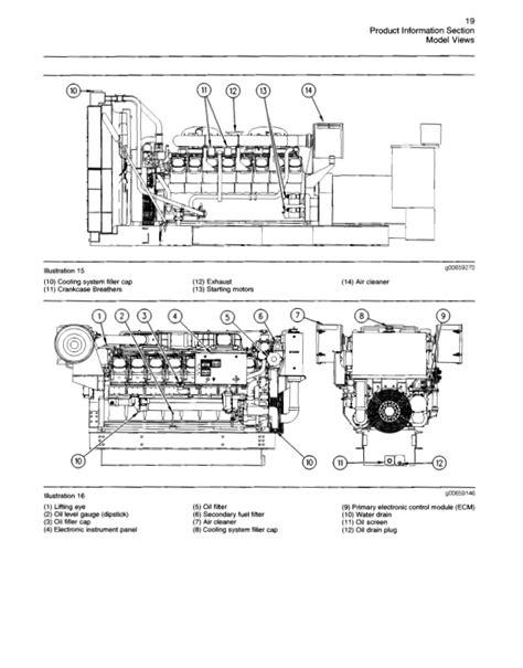 caterpillar operation  maintenance manual   engines