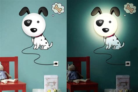 Creative Wall Lamps For Children's Rooms