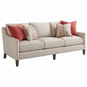 lexington ariana turin contemporary sofa johnny janosik With sectional sofas johnny janosik