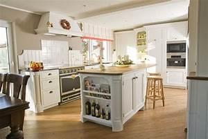 Moderne Landhausküche Weiß : fotogalerie rustikale landhausk che im englischen stil ~ Markanthonyermac.com Haus und Dekorationen